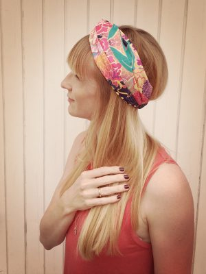 Strandkleid, Maxikleid, Haarband, Sommerlook, Urlaubsfeeling, Boho-Look, Hippielook, Mamablog, Modeblog, Modemama, Mamamode