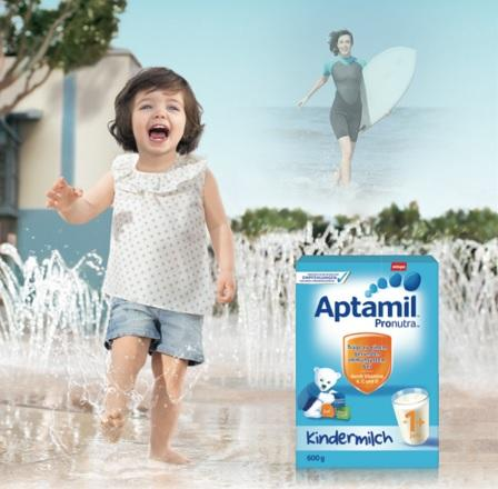 Immunsystem, starkes Immunsystem, Kindermilch, Aptamil, Mamablog, Milch für Kinder, Kindernahrung, Modeblog