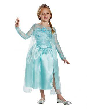 Feen und Prinzessinnen, Kostüme, Kinderkostüm, Verkleiden, Elsa-Kostüm, Frozen Kostüm, Elsakleid, Faschin, Karneval, Mamablog, Mamainstyle, Prinzessinnenkostüm