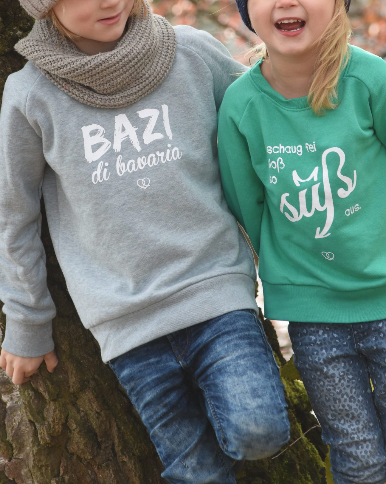 Bavarian Couture, Kindermode, Kidsfashion, Bambini Kollektion, fesche Kindershirts, Sweatshirt Kinder, Modemama, Mamainstyle, Mamablog