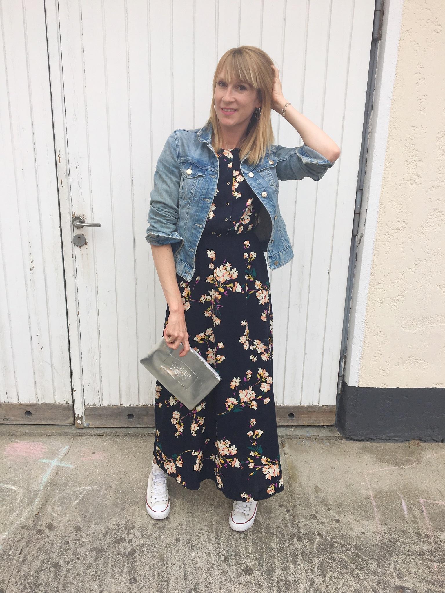 Mamablog über Mode: Comeback für lange Sommerkleider