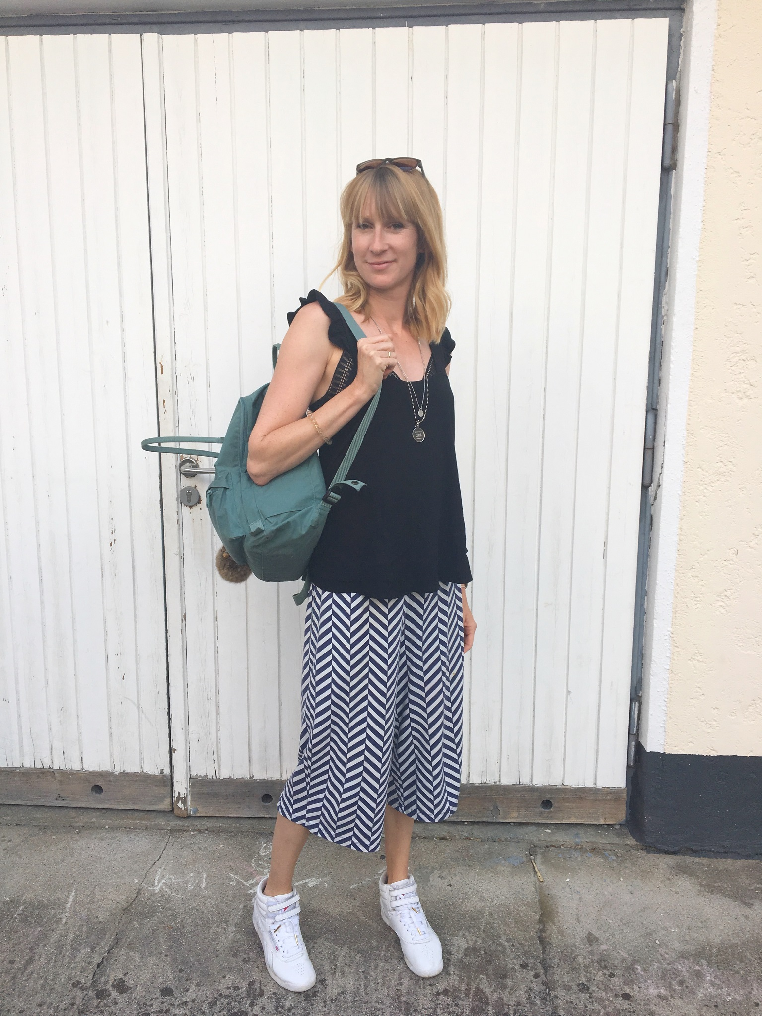 Mein liebstes Sommer Culotte Outfit