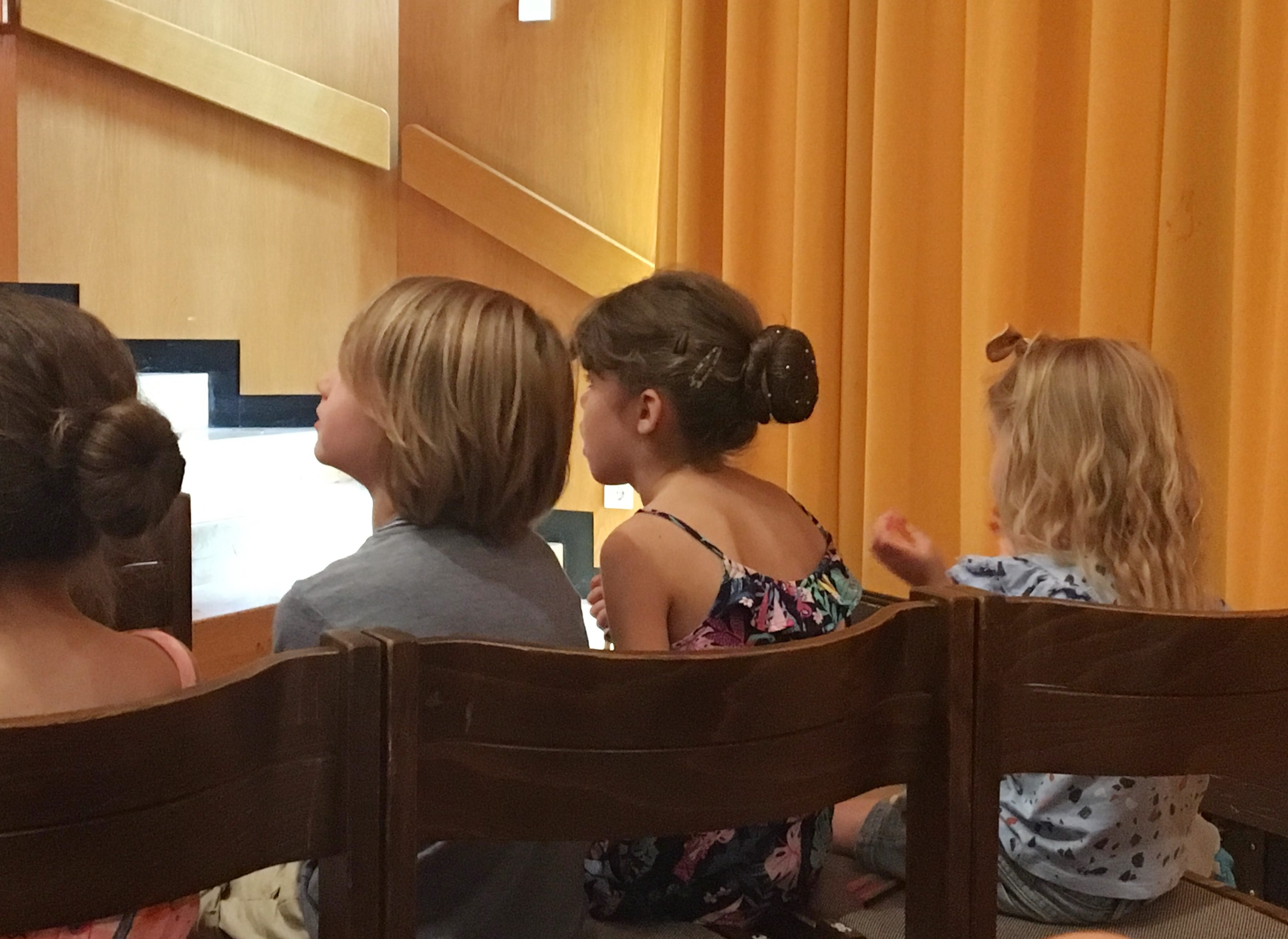 Kultur mit Kindern: ein Besuch im Ballett
