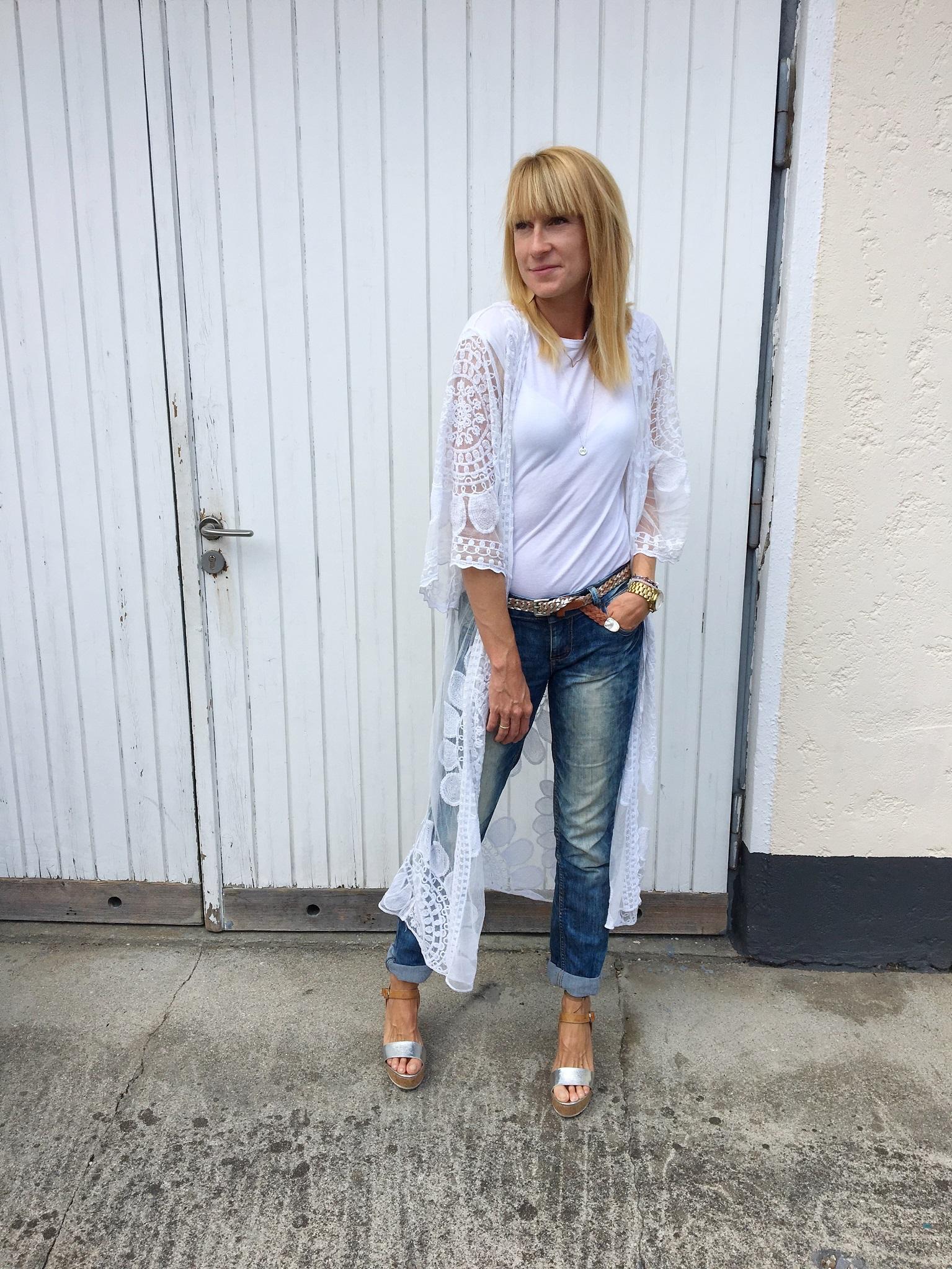 Mein neuer Jeanslook im Boho Style
