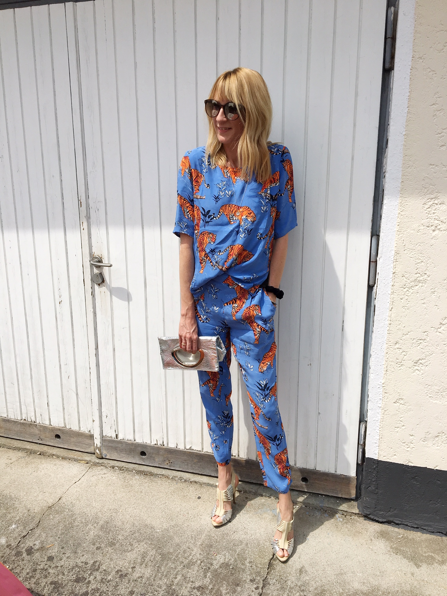 Pyjama Look im Altagstest