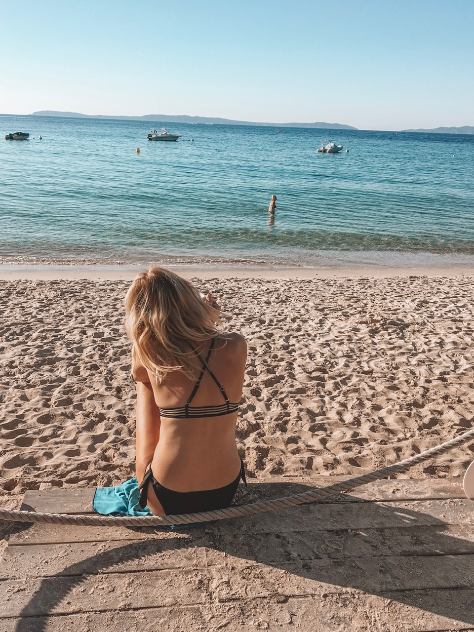 Sommerurlaub mit Kindern an der Cote d'Azur.