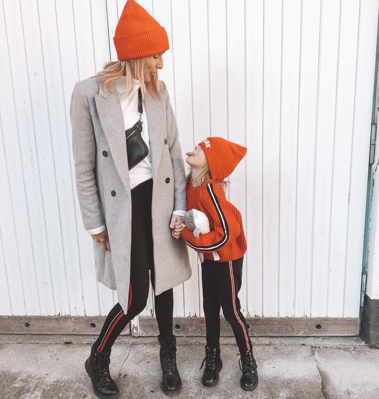 Cooler Style für coole Mädchen.