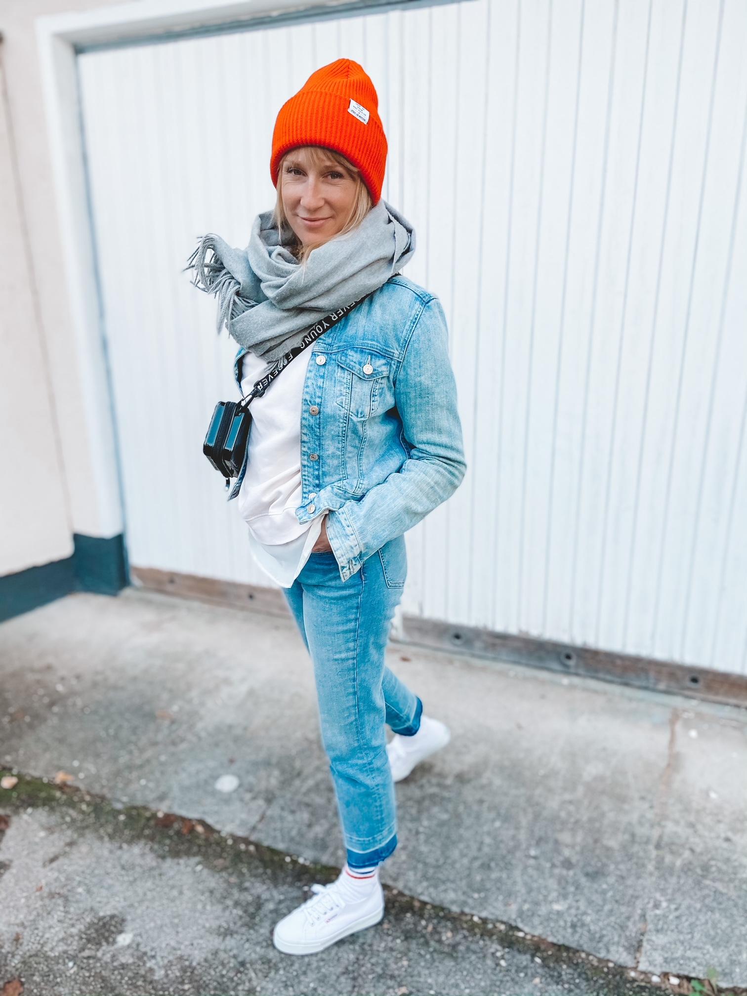 Sneaker Looks für Herbst und Winter.